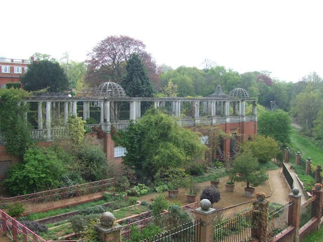 The Hill Garden & Pergola – Hampstead's hidden garden « Abigail ...