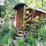 Plankbridge Shepherd's Hut