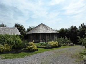 Cider Barn, Barley Wood Walled Garden