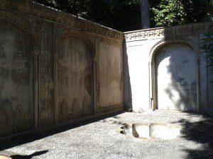 Moorish Garden, Champfleuri, Cannes