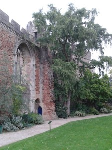 South Lawn, Bishops Palace