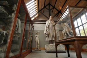 The Sculpture Gallery at Watts Gallery