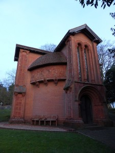 The Watts Memorial Chapel, Compton