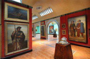 Watts Gallery, Interior