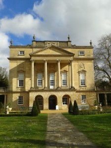 The Front Entrance, Holburne Museum