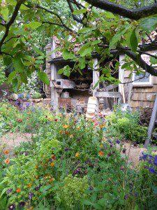trugs, Sussex, trugmaker's garden, Chelsea Flower Show