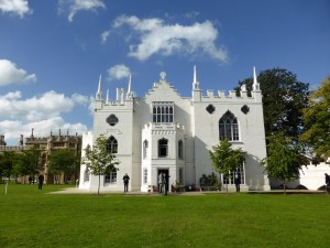 Strawberry Hill, Horace Walpole, Gothic, architecture