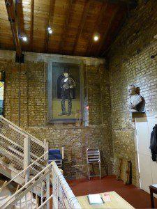 Interior, Brunel Museum