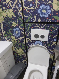 William Morris Gallery, toilet