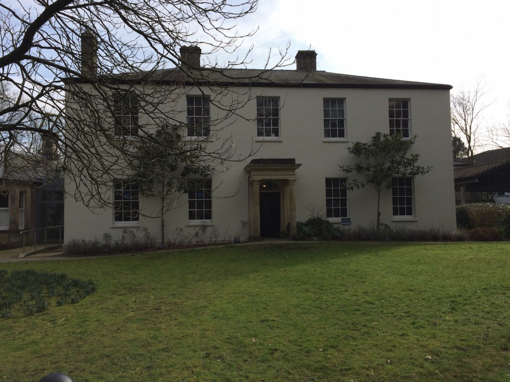Highfield House, Shepton Mallet